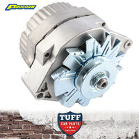 Holden Kingswood HT HG 253 308 V8 Proform Alternator 100 AMP Internal Reg Raw