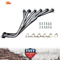 EA EB ED EF EL AU NF NL XG XH 6 Cyl 3.9 4.0 Ford Falcon Tiger Headers Extractors