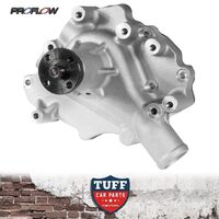 Ford Falcon XR XT XW Windsor 302 351 V8 Proflow Aluminium Water Pump Satin Alloy