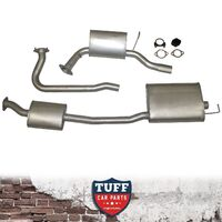 AU Ford Fairlane 6 Cylinder Standard Cat Back Exhaust Muffler System Catback New